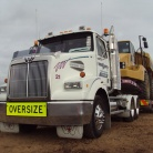 Western Star with Cat 730 Dumptruck